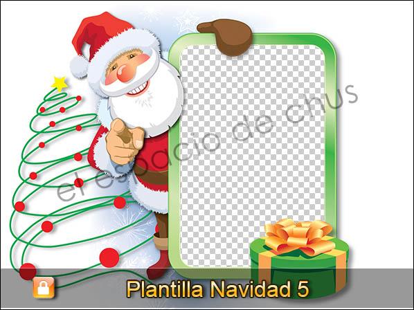 Plantilla Navidad 5
