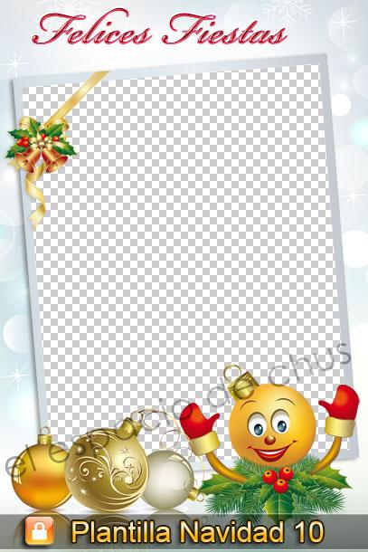 Plantilla Navidad 10