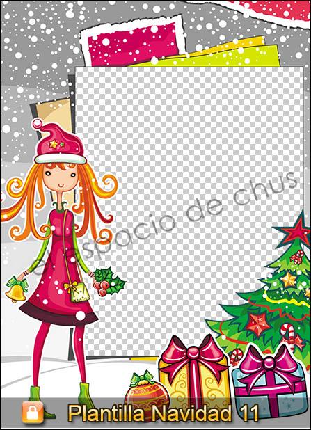 Plantilla Navidad 11