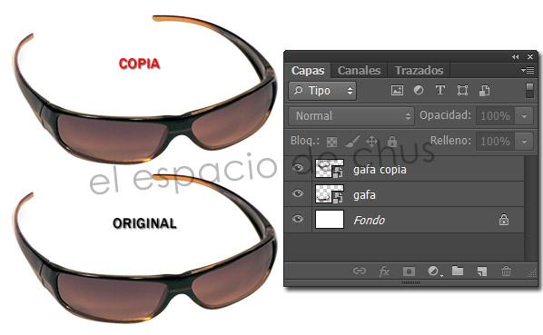 Duplicar objetos inteligentes en Photoshop - Copia