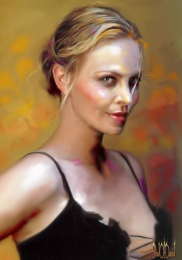 charlize_theron_by_soulofdavid