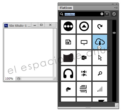 Flaticon - doble clic