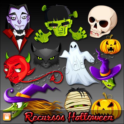 recursos halloween 6
