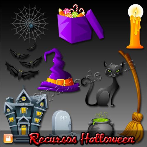 recursos halloween 7