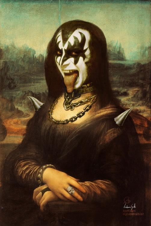 0584 Andrea Gatti - Mona Lisa Kiss (2)_