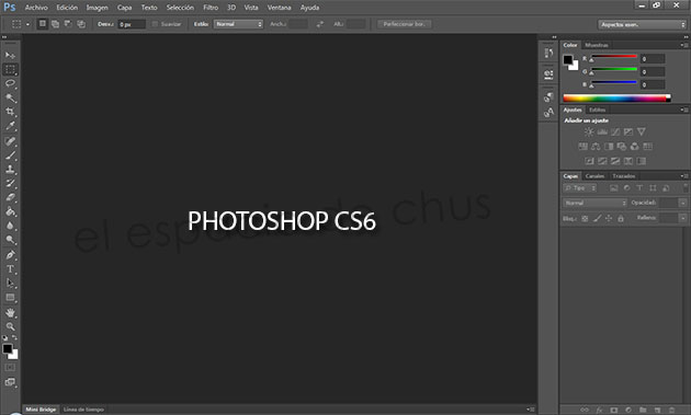 Personalizando Photoshop: Cambiar el color de la interfaz de ...