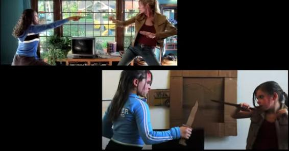 Recreando Kill Bill