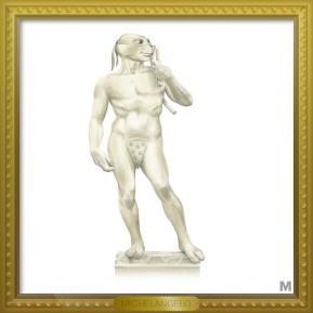 El David - Miguel Ángel