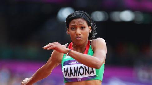 Patricia Mamona - Saltadora de triple salto
