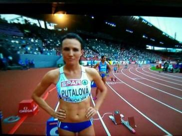 Iveta Putalova - Atleta