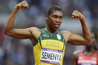 Caster Semenya - Atleta
