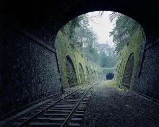 Vía de ferrocarril abandonada, París - Créditos: Pierre Folk
