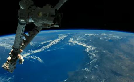 Time-lapse de la Tierra en alta definición