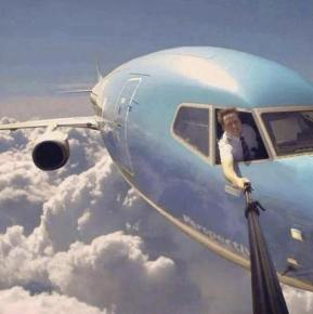 Selfies extremos