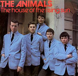 The Animals - La Casa del Sol Naciente
