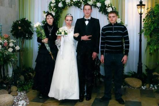 Bodas rusas / Russian weddings (I)