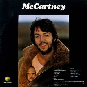 McCartney - Maybe I'm Amazed