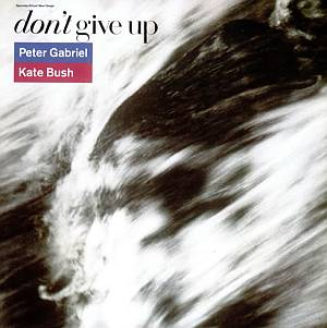 Peter Gabriel & Kate Bush - Don't Give Up
