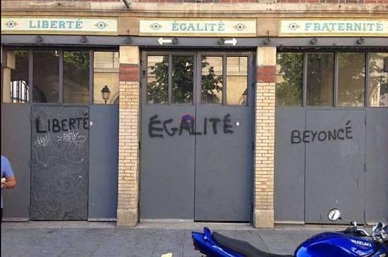Liberté, Égalité...
