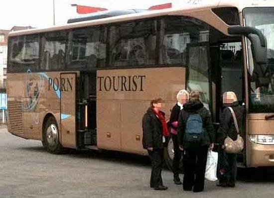 Turistas porno / Porn tourist