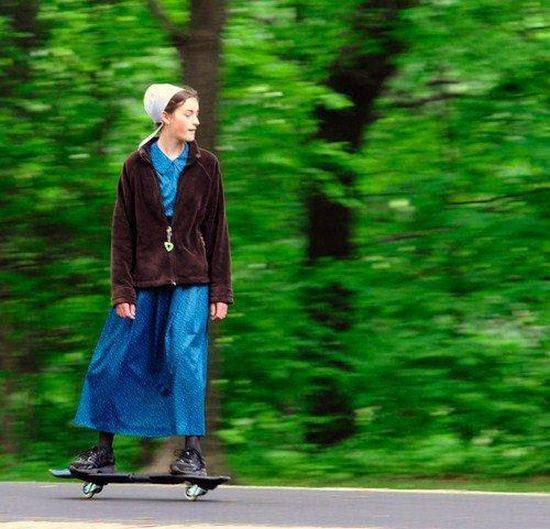 ¿Hipster o Amish? / Hipster or Amish?