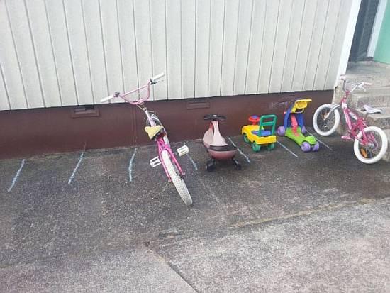Parking de guardería / Kindergarten parking