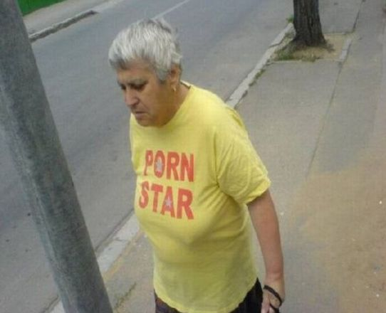 Of porn star