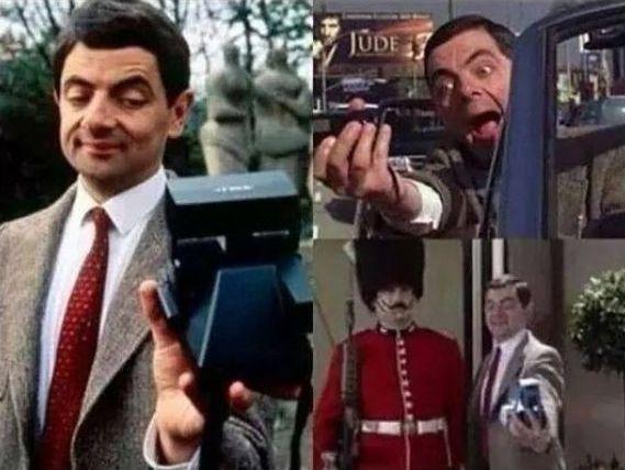El verdadero inventor de los selfies / The true inventor of selfies