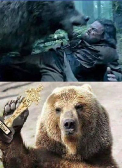 Y el Oscar es para... / And the Oscar goes to...