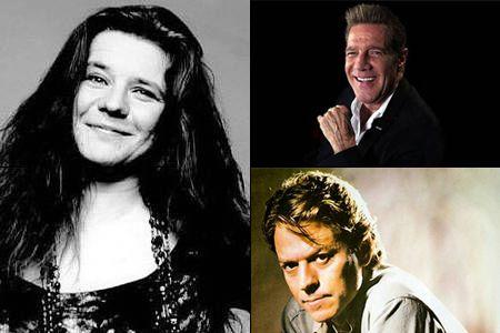 Hoy recuerdo a  / Today I remember - Janis Joplin, Robert Palmer, Glenn Frey