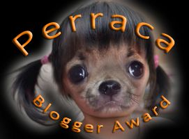 Perraca Blogger Award