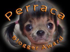 Perraca Blogger Award
