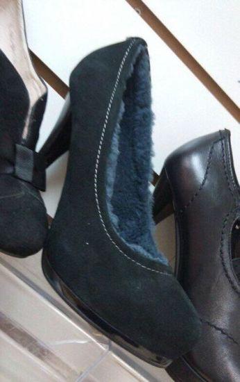 Zapatos de invierno para mujer / Women's winter shoes