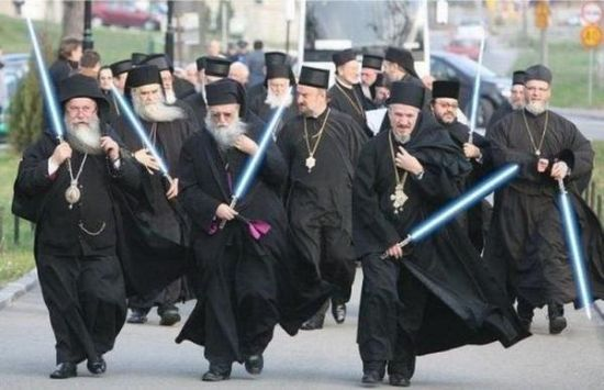Caballeros Jedi / Jedi Knights