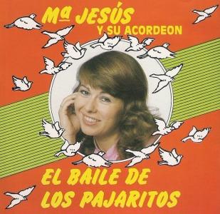 Maria Jesús y su acordeón - El baile de los pajaritos