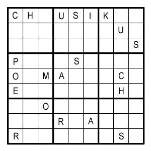 Chusikus (poemas chorras)