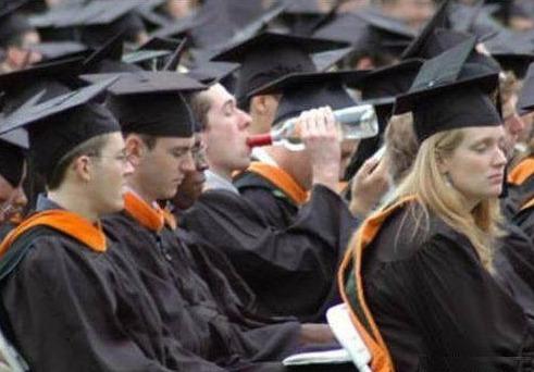 Cuando la gente me pregunta qué estoy haciendo después de la graduación / When people ask me what i'm doing after graduation