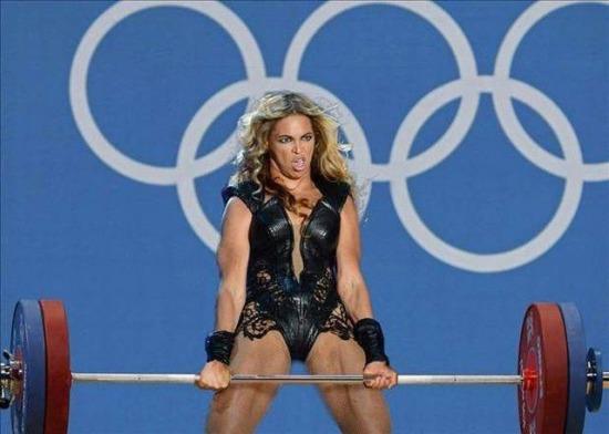 Beyoncé en Rio 2016 / Beyoncé