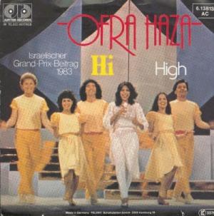 Ofra Haza - Hi