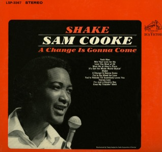 Sam Cooke - A Change Is Gonna Come