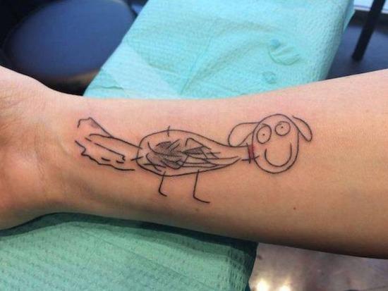 Tatuaje / Tattoo