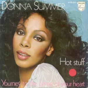 Donna Summer - Hot Stuff