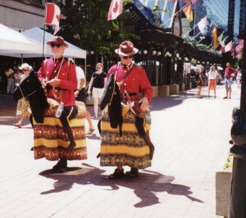 Policía Montada de Canadá / Royal Canadian Mounted Police