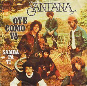 Santana - Oye Como Va