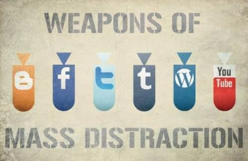Armas de distracción masiva / Weapons of Mass Distraction