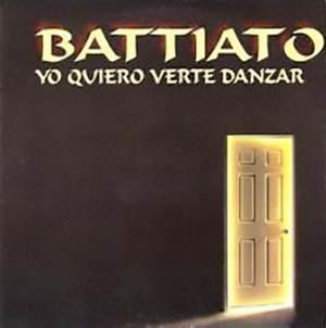 Franco Battiato - Yo quiero verte danzar