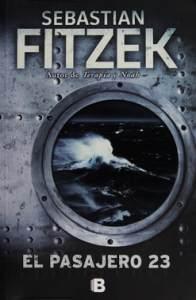 El pasajero 23 - Sebastian Fitzek
