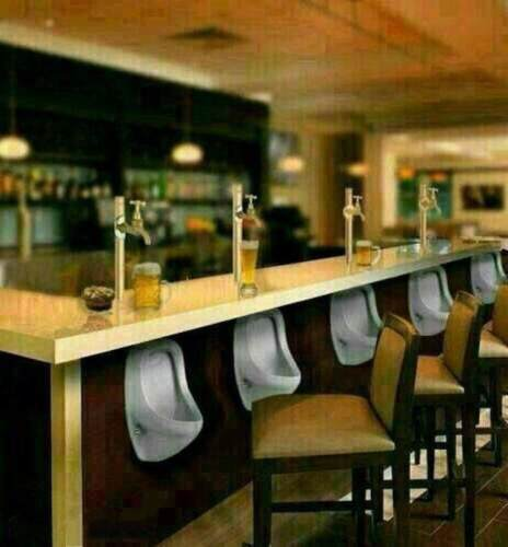 El bar perfecto / The perfect bar