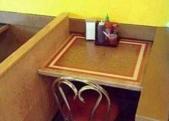 Ya tengo mi reserva para San Valentín / Already got my reservation for this Valentine's Day