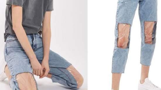 Por favor, no dejemos que esto se convierta en tendencia de moda / Please don't let this become a fashion trend